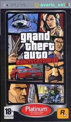 Grand Theft Auto Liberty City Stories PSP Joc UMD PLATINUM - Pret | Preturi Grand Theft Auto Liberty City Stories PSP Joc UMD PLATINUM