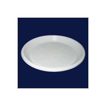 Farfurie plastic culoare alb - Pret | Preturi Farfurie plastic culoare alb