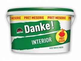 Vopsea lavabila pentru interior Danke 15 l - Pret | Preturi Vopsea lavabila pentru interior Danke 15 l
