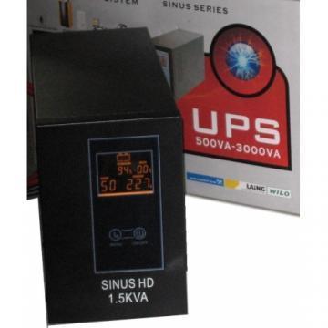 UPS pentru centrala Power Sistem Sinus 500 HD 300W plus acumulator 12V 75Ah Ultracell Extended Life - Pret | Preturi UPS pentru centrala Power Sistem Sinus 500 HD 300W plus acumulator 12V 75Ah Ultracell Extended Life
