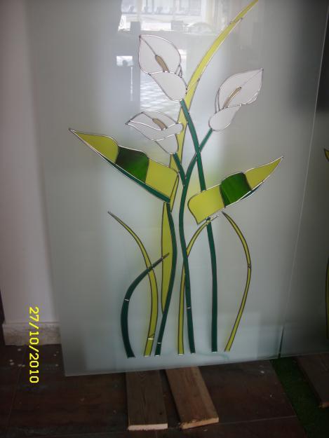 Decoratiuni si pictura sticla Marca Gallieri - Pret | Preturi Decoratiuni si pictura sticla Marca Gallieri