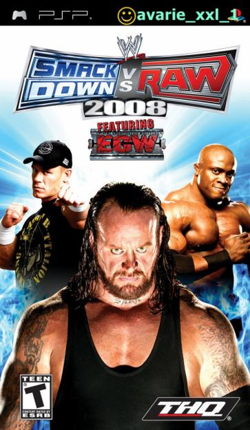Smackdown vs. Raw 2008 PSP Joc UMD PLATINUM - Pret | Preturi Smackdown vs. Raw 2008 PSP Joc UMD PLATINUM