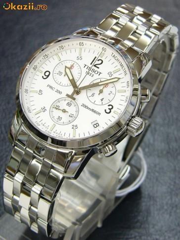 vand ceas tissot prc 200 nou original , garantie internationala - Pret | Preturi vand ceas tissot prc 200 nou original , garantie internationala