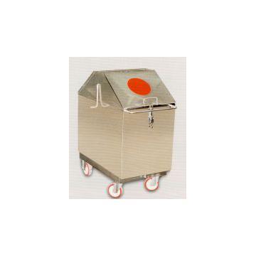 Carucior inox sechestru/confiscate, 500 x 800 x 1000 mm - Pret | Preturi Carucior inox sechestru/confiscate, 500 x 800 x 1000 mm