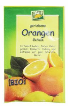 Condiment bio - coaja de portocala rasa - Pret | Preturi Condiment bio - coaja de portocala rasa
