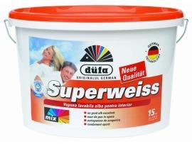 Vopsea lavabila Dufa Superweiss 15 l - Pret | Preturi Vopsea lavabila Dufa Superweiss 15 l