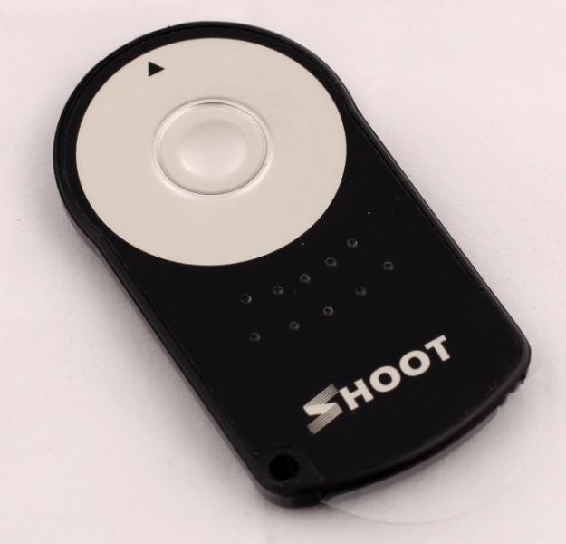 Telecomanda pentru camere foto canon cu receiver infrarosu incorporate - Pret | Preturi Telecomanda pentru camere foto canon cu receiver infrarosu incorporate