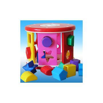 Joc educational Roata cu forme geometrice - Pret | Preturi Joc educational Roata cu forme geometrice
