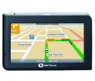 Car Navigator Serioux NM6000M+EE 4.3, Bluetooth - Pret | Preturi Car Navigator Serioux NM6000M+EE 4.3, Bluetooth