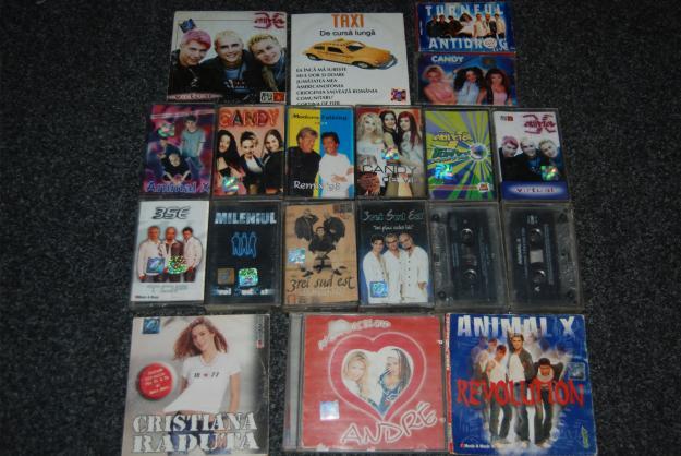 Casete si cd-uri originale - Pret | Preturi Casete si cd-uri originale