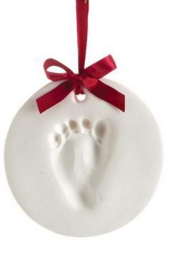 Pearhead - Babyprints ornament pentru Craciun - Pret | Preturi Pearhead - Babyprints ornament pentru Craciun