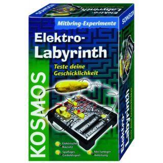 Experimente pentru acasa Labirintul electric - Pret | Preturi Experimente pentru acasa Labirintul electric