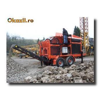 Concasor mobil 80-100 tone/ora 204.400EURO - Pret | Preturi Concasor mobil 80-100 tone/ora 204.400EURO