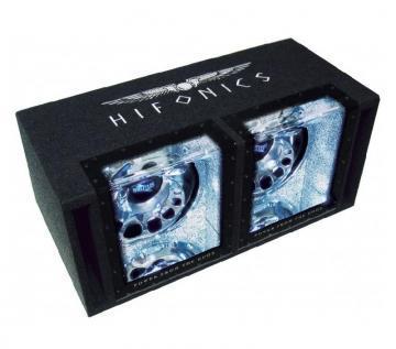 Hifonics Brutus BXI12DUAL Dual Subwoofer In Incinta 800W RMS - Pret | Preturi Hifonics Brutus BXI12DUAL Dual Subwoofer In Incinta 800W RMS