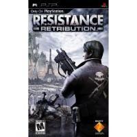 Joc PSP Resistance Retribution - Pret | Preturi Joc PSP Resistance Retribution