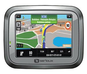 Car Navigator Serioux UrbanPilot Q408, Full Europe - Pret | Preturi Car Navigator Serioux UrbanPilot Q408, Full Europe