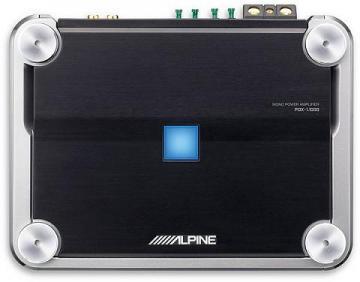 Amplificator Alpine PDX-1.1000 - Pret | Preturi Amplificator Alpine PDX-1.1000