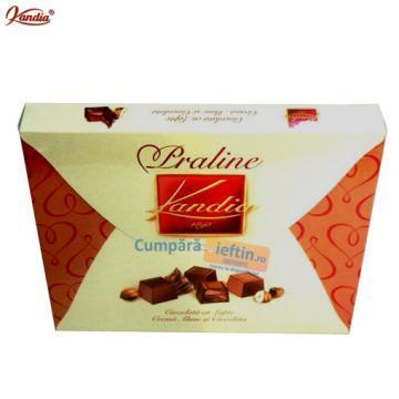 Praline Lapte&Alune  Kandia 137 g - Pret | Preturi Praline Lapte&Alune  Kandia 137 g