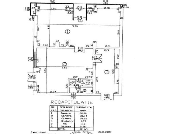 Inchiriere spatiu comercial Doamna Ghica/Baicului, 115 mp - Pret | Preturi Inchiriere spatiu comercial Doamna Ghica/Baicului, 115 mp