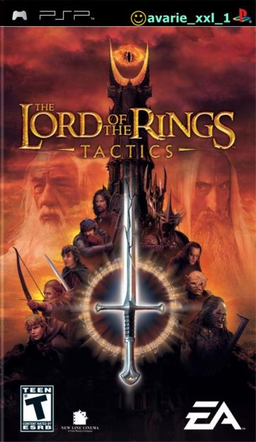 The Lord of the Rings Tactics PSP Joc UMD - Pret | Preturi The Lord of the Rings Tactics PSP Joc UMD
