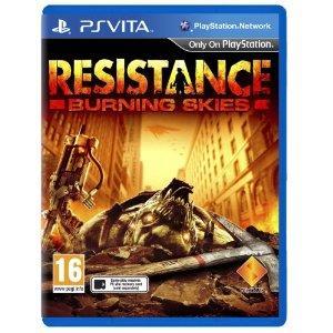 Resistance Burning Skies PS Vita - Pret | Preturi Resistance Burning Skies PS Vita