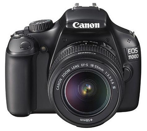 Vand Canon EOS 1100D Kit 18-55mm  NOU! SIGILAT! - Pret | Preturi Vand Canon EOS 1100D Kit 18-55mm  NOU! SIGILAT!