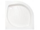 Cadita de dus semi-rotunda cu panouri 90x90x6 cm - Pret | Preturi Cadita de dus semi-rotunda cu panouri 90x90x6 cm