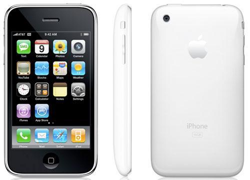 Vand Apple Iphone 3G 16GB White - original - 949 R o n !! - Pret | Preturi Vand Apple Iphone 3G 16GB White - original - 949 R o n !!