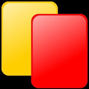 Cartonas arbitru  B + D 4002 - Pret | Preturi Cartonas arbitru  B + D 4002