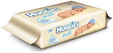 Servetele umede cu fibre naturale PURE - Pret | Preturi Servetele umede cu fibre naturale PURE