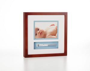 Pearhead - Baby rama pentru bratara culoarea mahon - Pret | Preturi Pearhead - Baby rama pentru bratara culoarea mahon