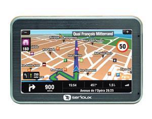 Car Navigator Serioux UrbanPilot Q475, Full Europe - Pret | Preturi Car Navigator Serioux UrbanPilot Q475, Full Europe