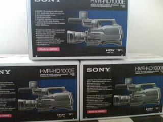 Sony HD1000, Panasonic MD10000 . Camere video pro pentru Nunti / Evenimente . - Pret | Preturi Sony HD1000, Panasonic MD10000 . Camere video pro pentru Nunti / Evenimente .