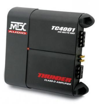 Amplificator MTX Classic TC4001 - Pret | Preturi Amplificator MTX Classic TC4001