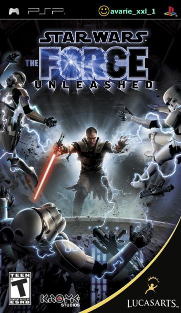 Star Wars The Force Unleashed PSP Joc UMD - Pret | Preturi Star Wars The Force Unleashed PSP Joc UMD