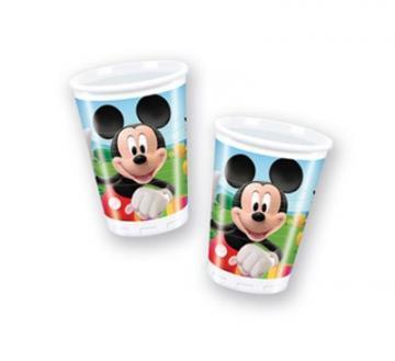Mickey Mouse Club House - Pahare Plastic, 200 ml (10 buc.) - Pret | Preturi Mickey Mouse Club House - Pahare Plastic, 200 ml (10 buc.)