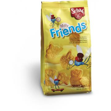 Biscuiti fara gluten Dr Schar Milly Friends - Pret | Preturi Biscuiti fara gluten Dr Schar Milly Friends