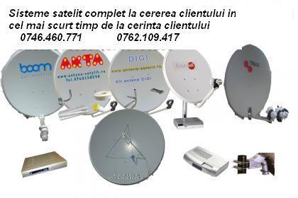 Instalam si vindem antene satelit digi dolce - Pret   Preturi Instalam si vindem antene satelit digi dolce
