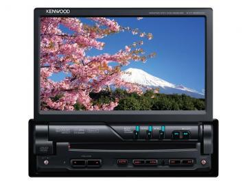 Kenwood Multimedia DVD Receiver KVT-526DVD - Pret | Preturi Kenwood Multimedia DVD Receiver KVT-526DVD
