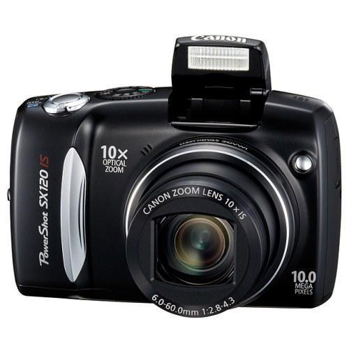 Aparat foto digital Canon PowerShot SX120 IS, 10.0 MP - Pret | Preturi Aparat foto digital Canon PowerShot SX120 IS, 10.0 MP