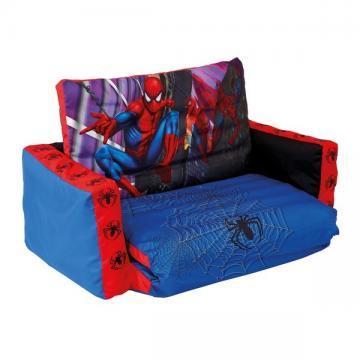 Canapea mare gonflabila Spiderman - Pret   Preturi Canapea mare gonflabila Spiderman