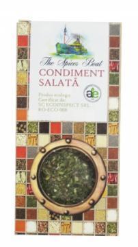 Condiment bio - amestec pentru salata - Pret | Preturi Condiment bio - amestec pentru salata