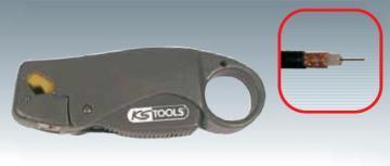 Dezizolator cablu coaxial, 110mm - Pret   Preturi Dezizolator cablu coaxial, 110mm
