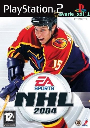 NHL 2004 PS2 joc Original - Pret | Preturi NHL 2004 PS2 joc Original