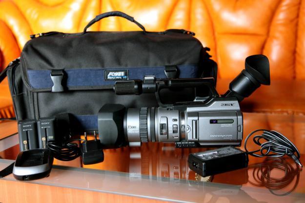 Videocam Sony VX 2100 - Pret | Preturi Videocam Sony VX 2100
