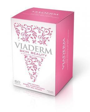 Viaderm Skin Beauty *60cps - Pret | Preturi Viaderm Skin Beauty *60cps