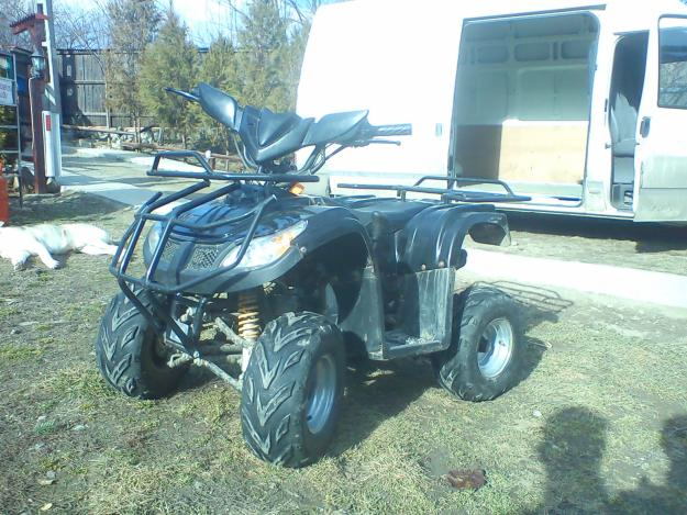 ATV pentru copii 110 ccm Hummer 2 BMW Desing - Pret | Preturi ATV pentru copii 110 ccm Hummer 2 BMW Desing