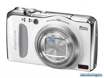 Fujifilm Finepix F500 Argintiu + Transport Gratuit - Pret   Preturi Fujifilm Finepix F500 Argintiu + Transport Gratuit