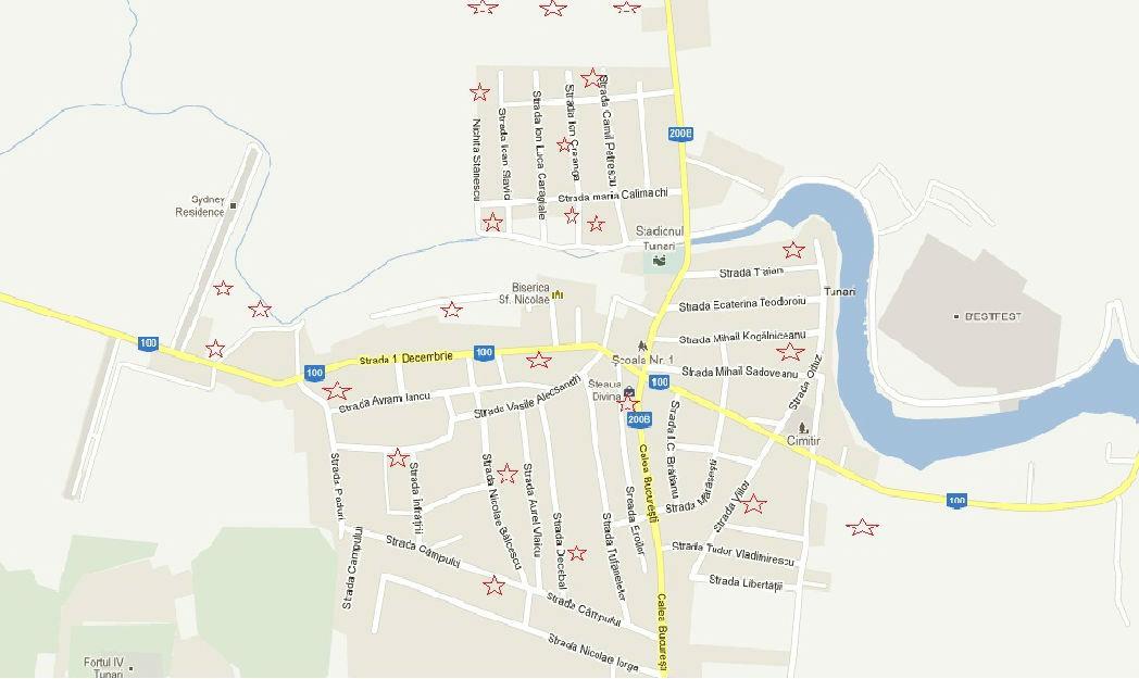 Teren pentru construit casa in Tunari - Pret | Preturi Teren pentru construit casa in Tunari
