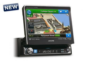 Alpine DVD Player IVA-D511R - Pret | Preturi Alpine DVD Player IVA-D511R